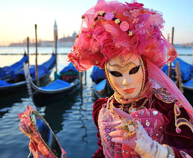 Bildergebnis für карнавал в Венеции