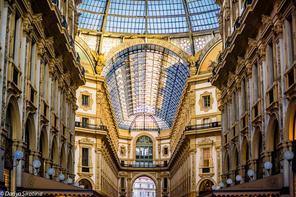 Шесть классных мест в Милане