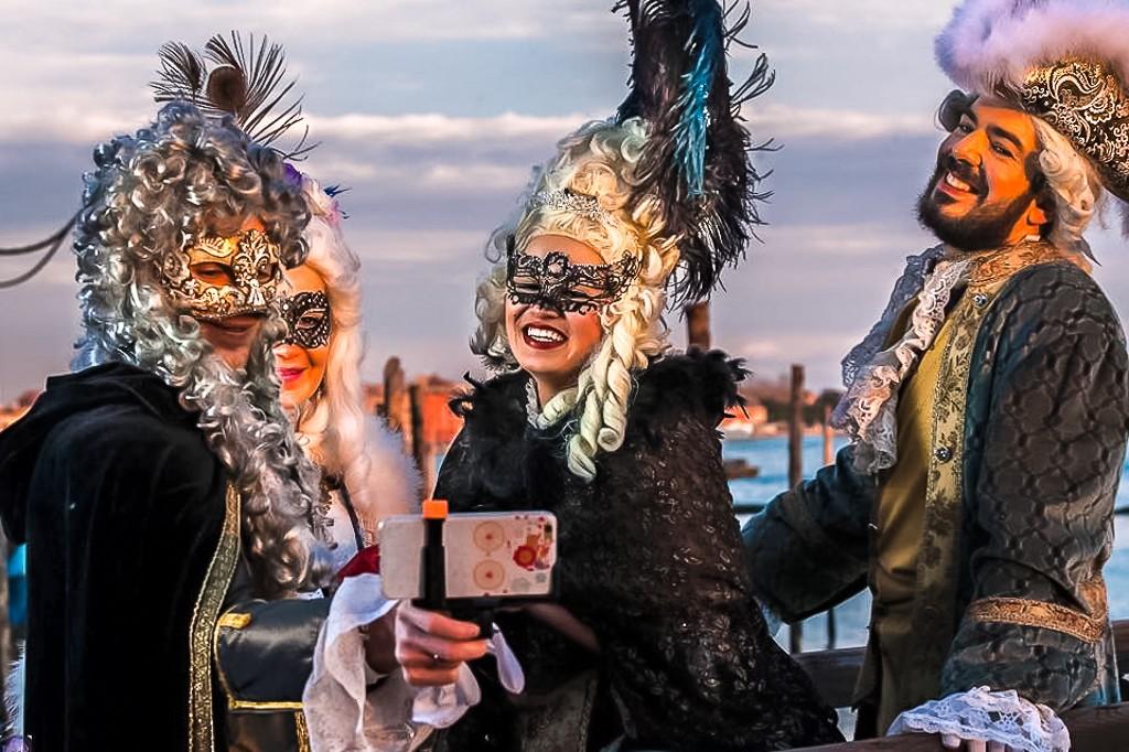 Венецианский карнавал: личный опыт