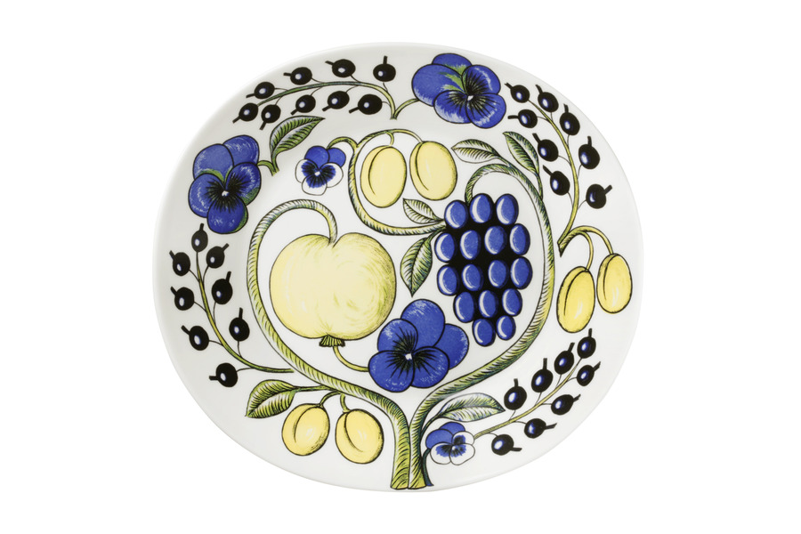 Paratiisi-plate-oval-25-cm