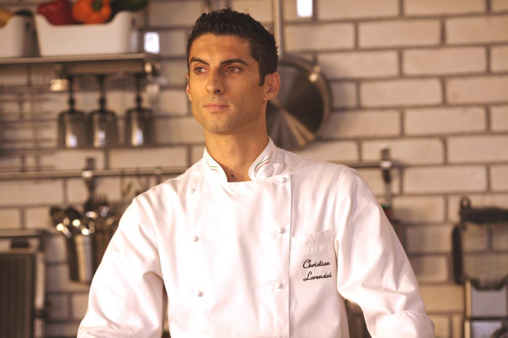 Christian Lorenzini: & quot; Cooking in restaurants is difficult to go & quot;