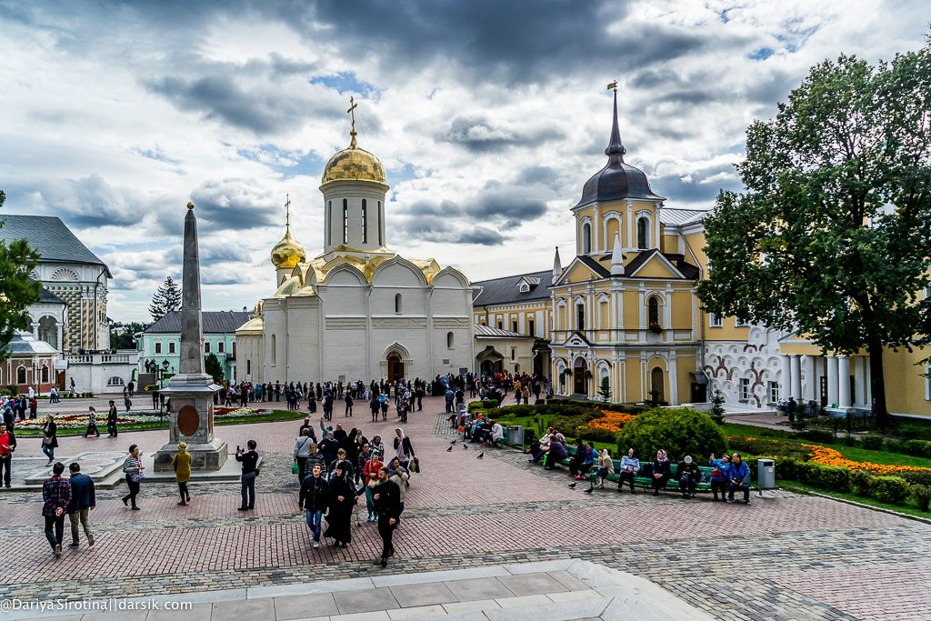 From Moscow for the weekend: the Trinity-Sergius Lavra, Khotkovo and Abramtsevo