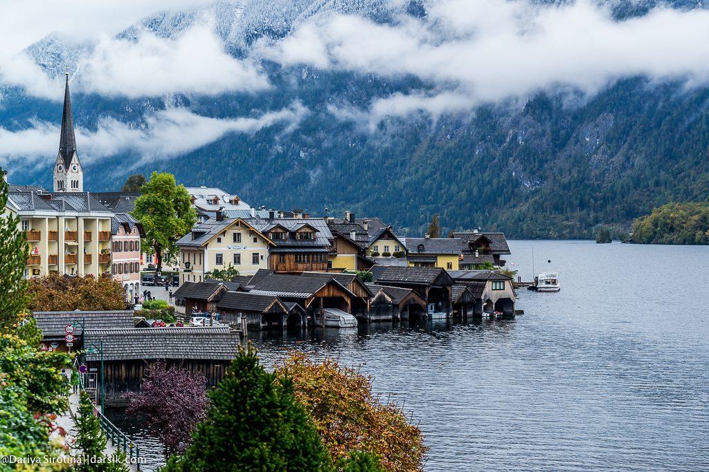 Самый фотографируемый город Австрии