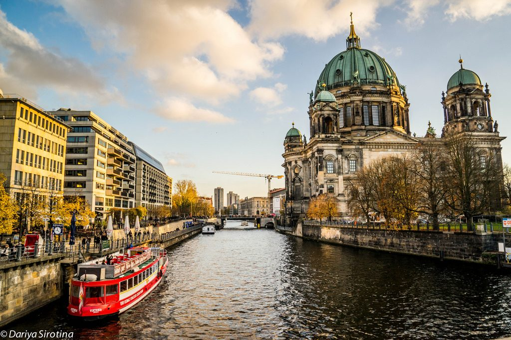 Где жить в Берлине - мои любимые отели