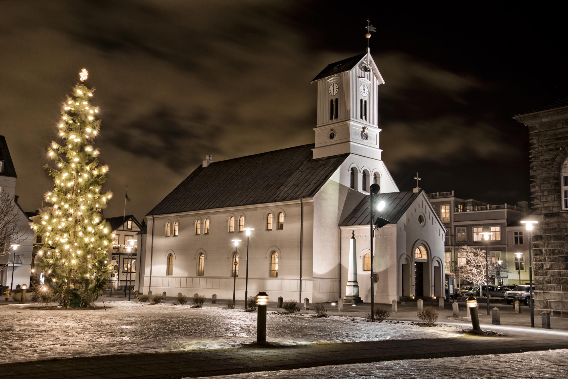 Как празднуют Рождество в Исландии