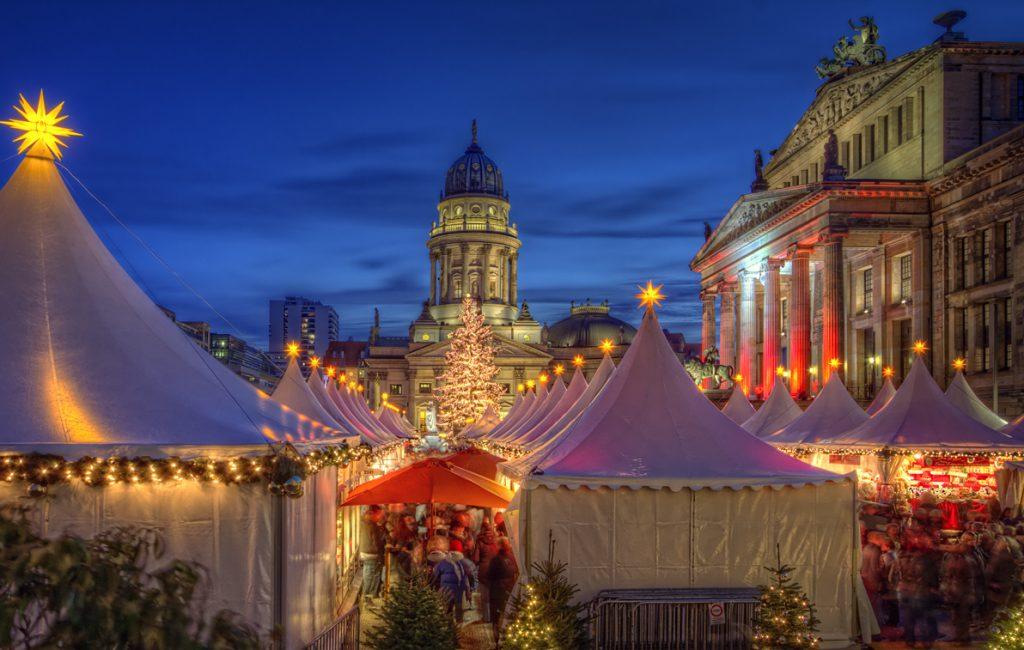 Как празднуют Рождество в Берлине