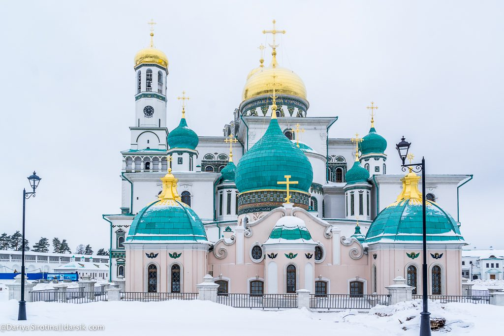 Куда съездить из Москвы: Новый Иерусалим