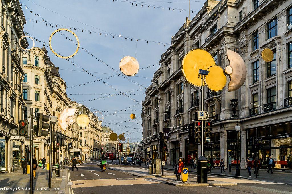 Стоит ли тратить время в Лондоне на шопинг?
