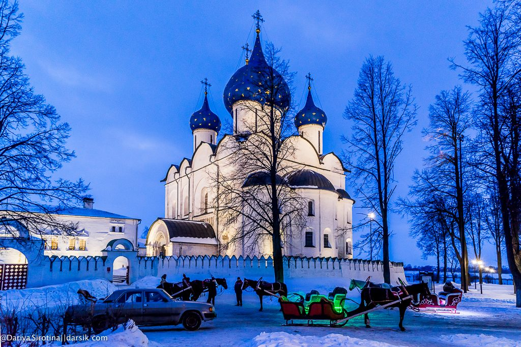 Из Москвы на выходные: Суздаль и Владимир