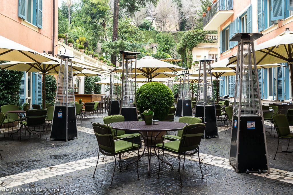 Рестораны Рима, которые я рекомендую