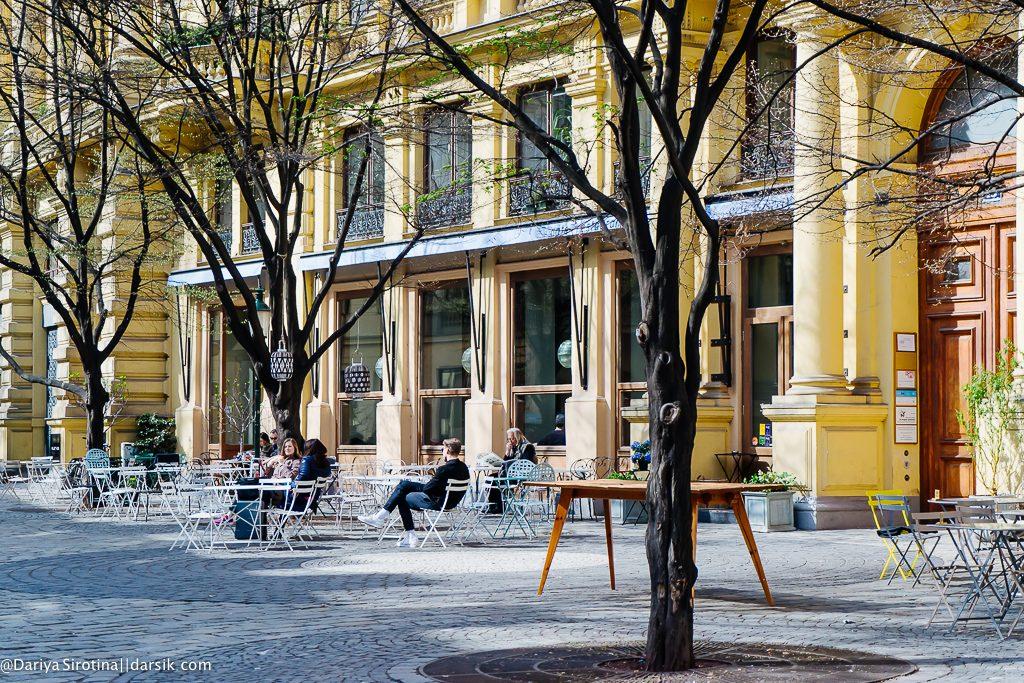 Вена без Моцарта, фиакров и туристов