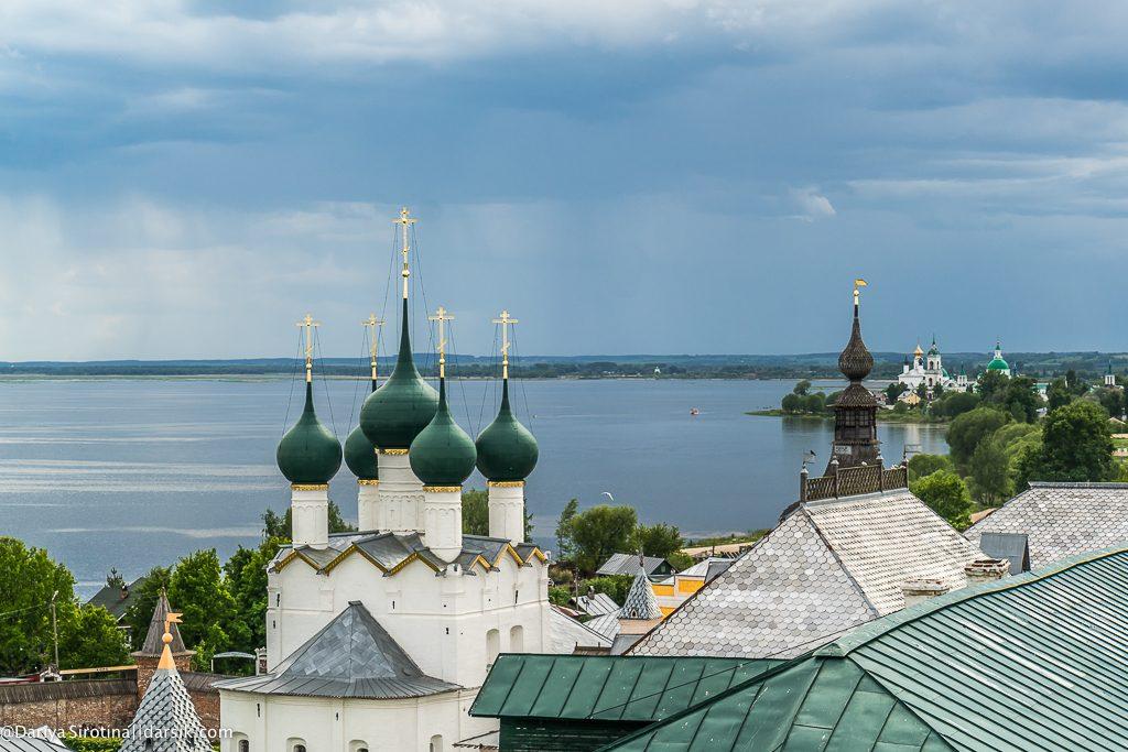 Ростов Великий - русская сказка