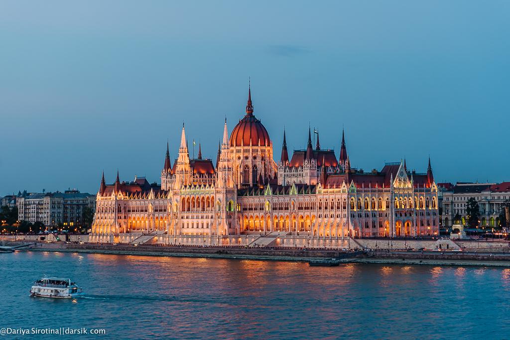 Будапешт: между Веной и Парижем