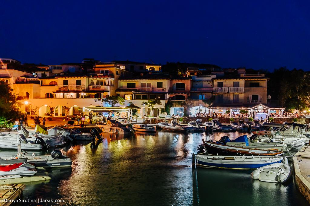 Порто Ротондо: море, культура и красота