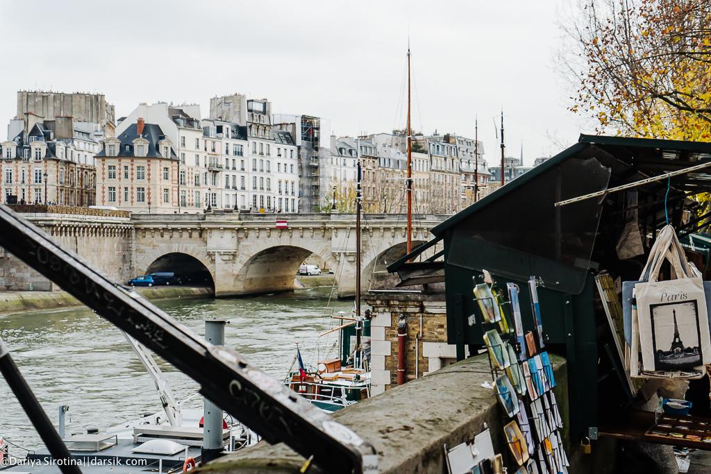 Несколько парижских наблюдений