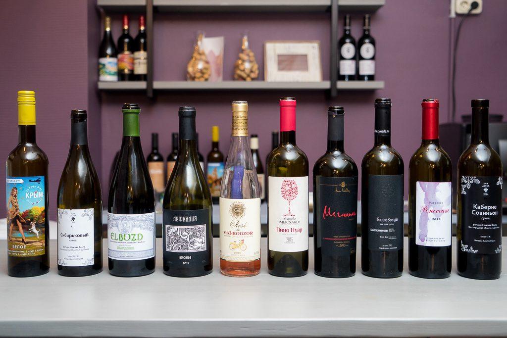 Кубанские натуральеые вина