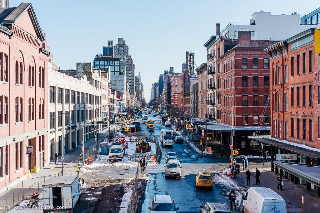 Несколько мыслей о нью-йоркском стиле