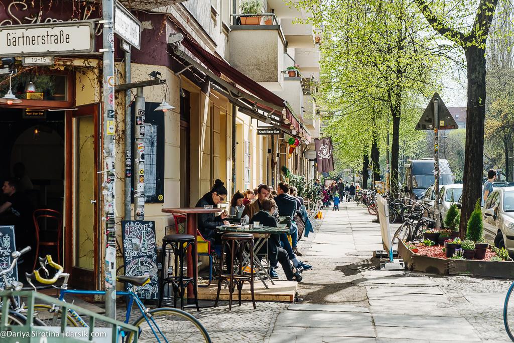 Прогулка по Берлину: Фридрихсхайн