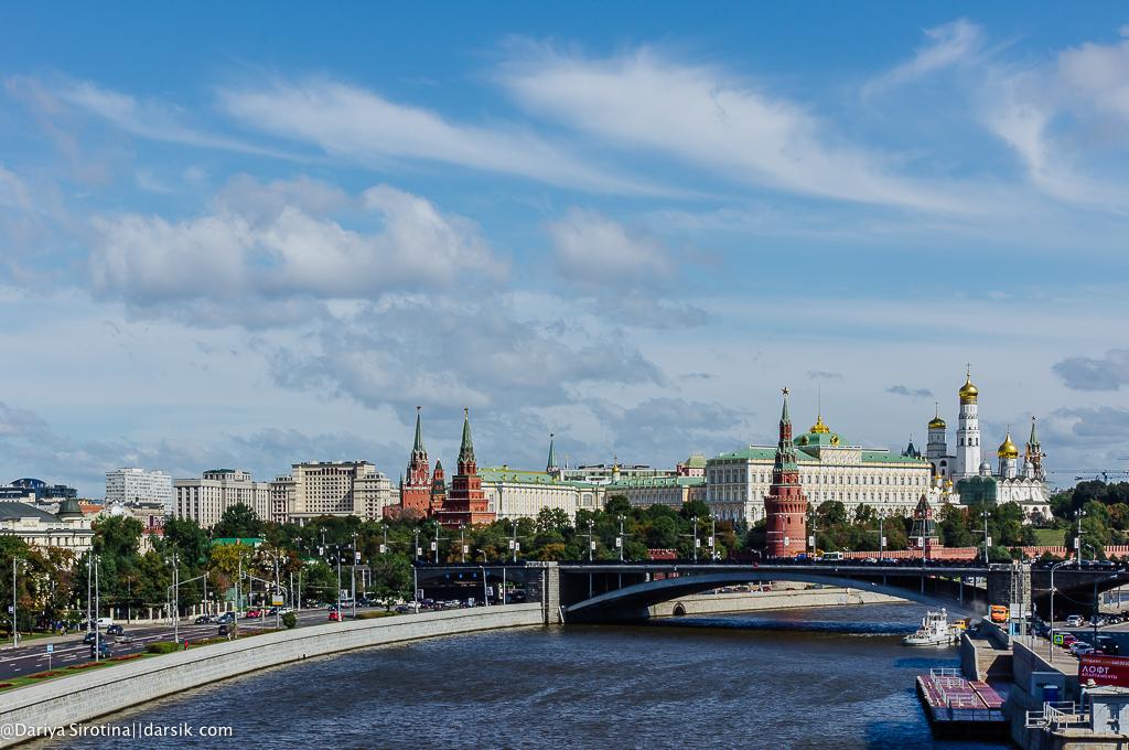 Один день в Москве: что посмотреть