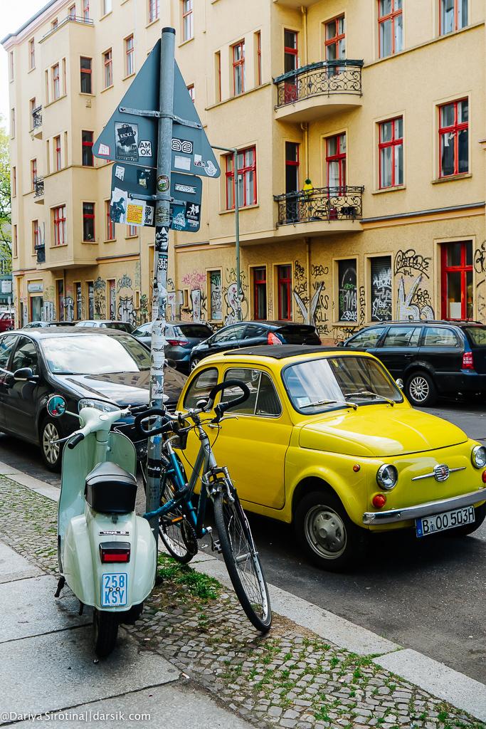 b0ecb62b И нет, граффити и тэги на стенах и практичная архитектура, наследие ФРГ,  меня не смущают. Наоборот, Берлин — это пример города, который показывает,  ...
