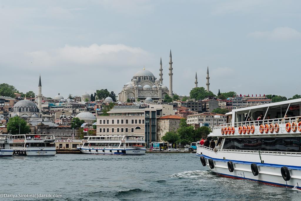 10 вещей, которые удивили меня в Стамбуле