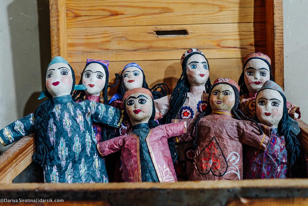 Почувствуй себя женой эмира: как я ходила в средневековую баню в Бухаре