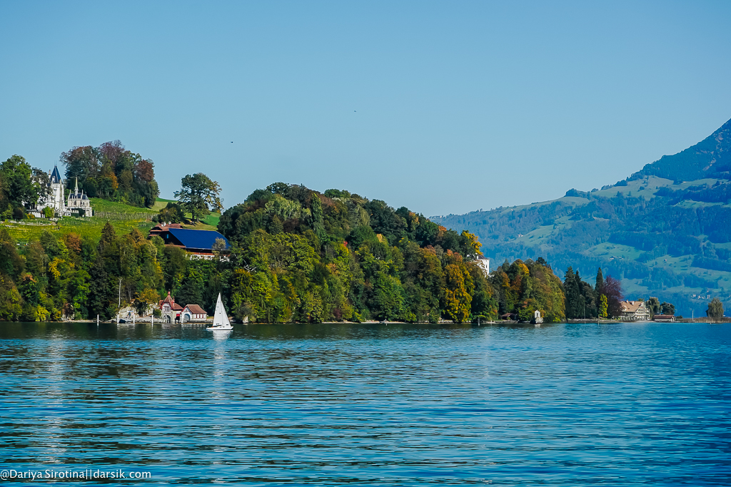 Чем заняться на Люцернском озере: мой гид