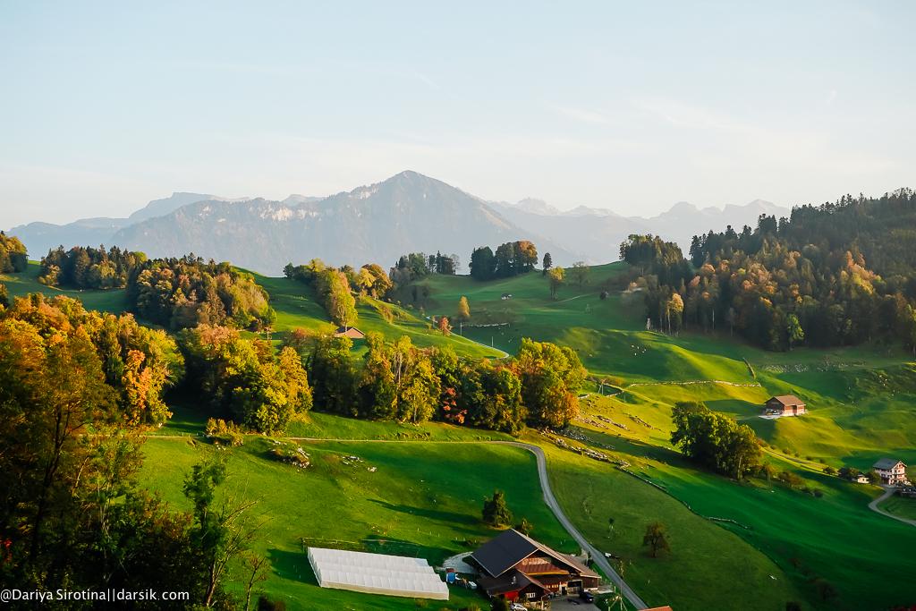 Bürgenstock Hotels&Resorts - та самая идиллическая Швейцария