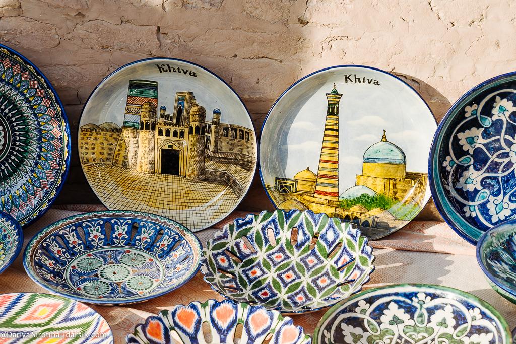 Что привезти из Узбекистана
