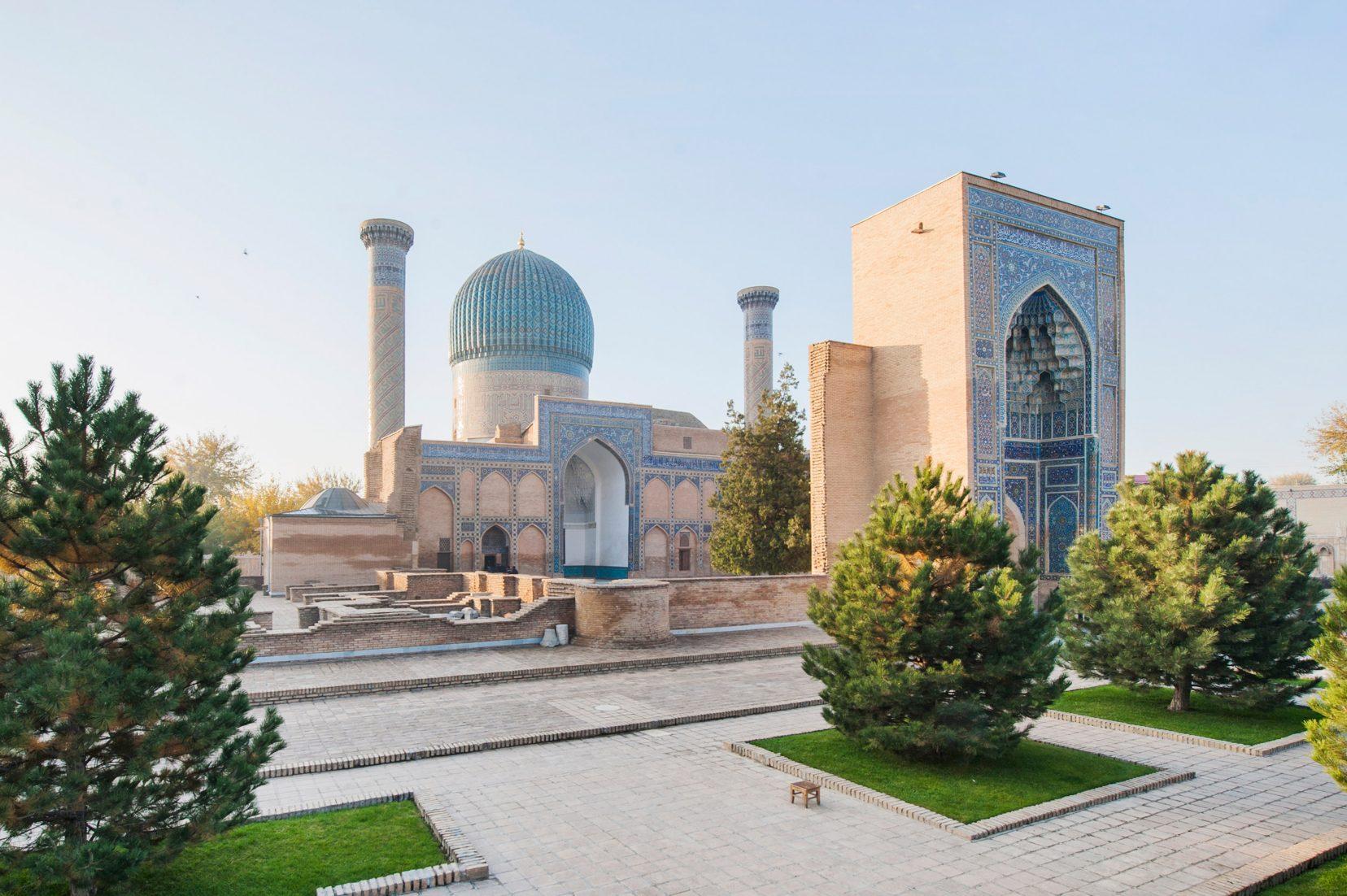 Мой гид по Узбекистану для AD Russia