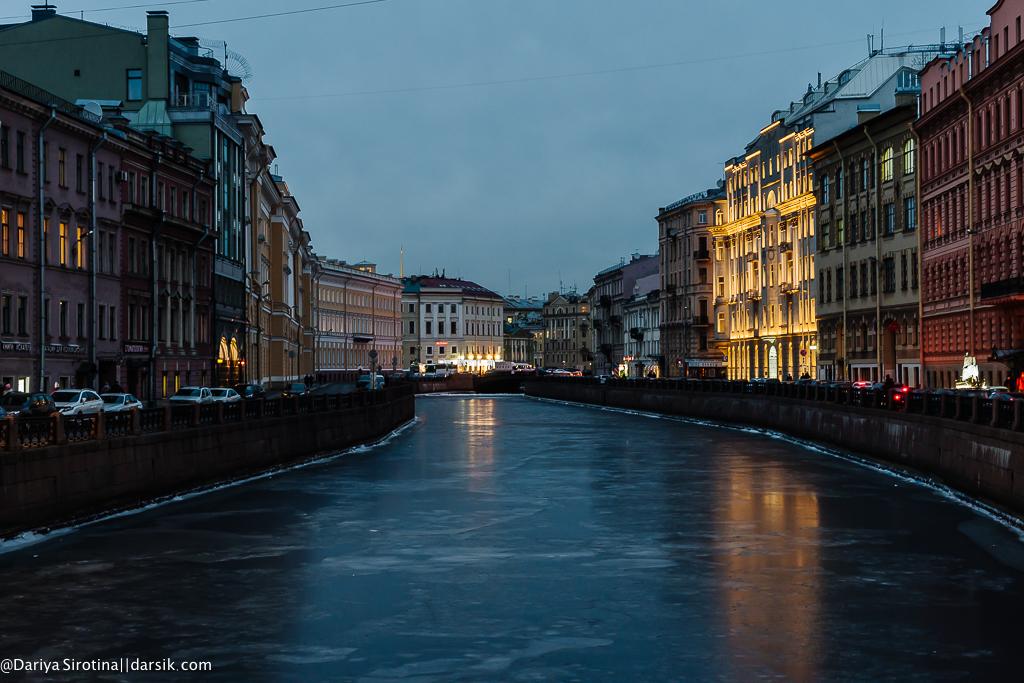 Чем заняться в Петербурге зимой