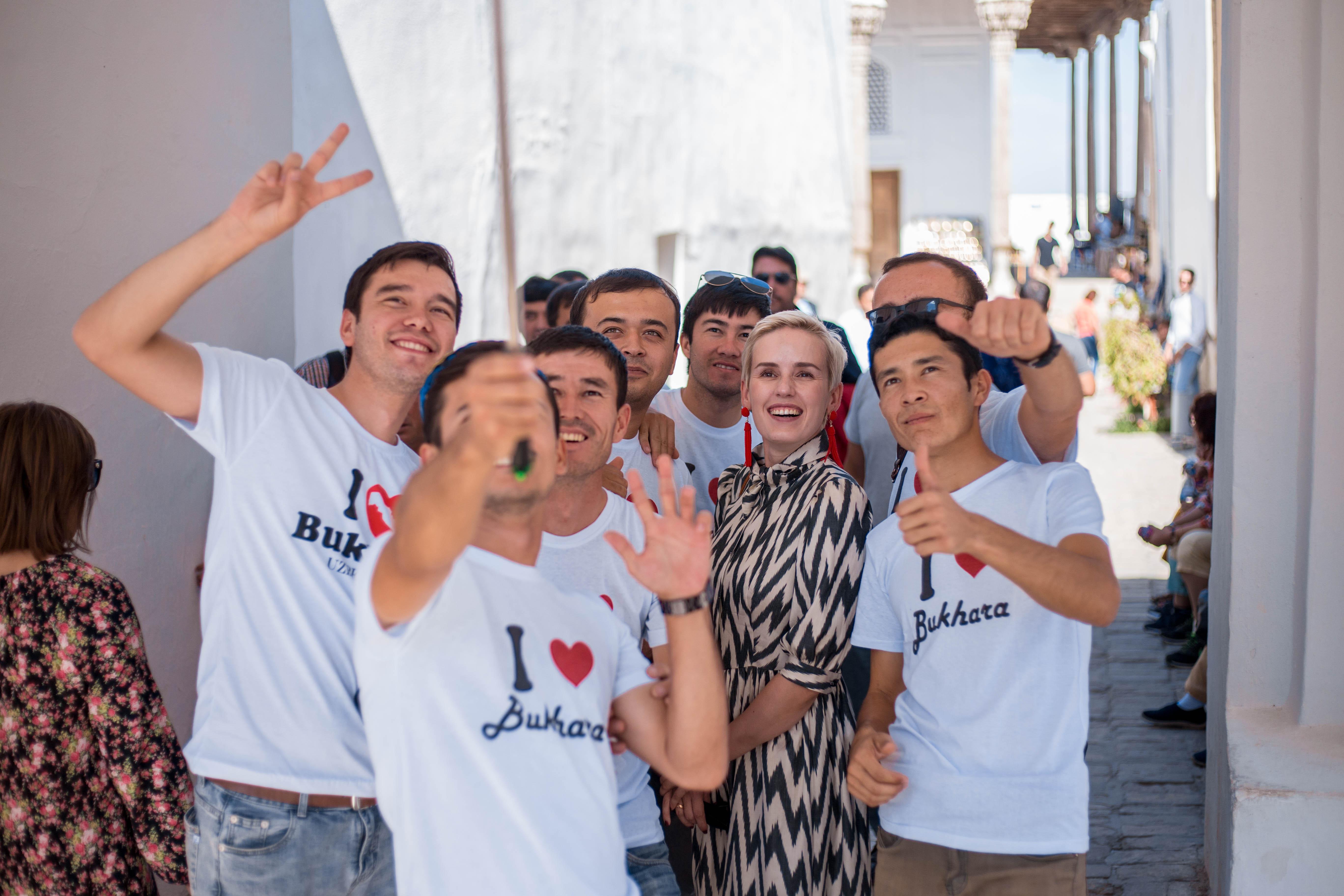 10 вещей, которые вам придется делать в Узбекистане