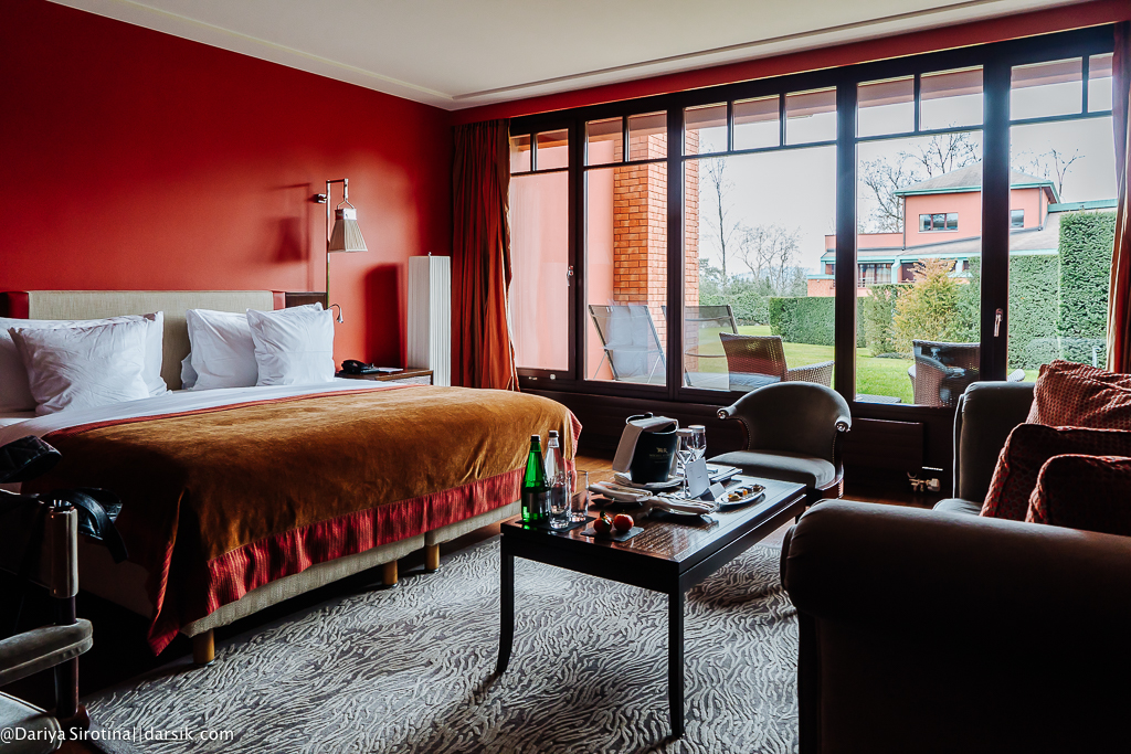 8 вещей, которые удивили меня в женевском отеле La Reserve
