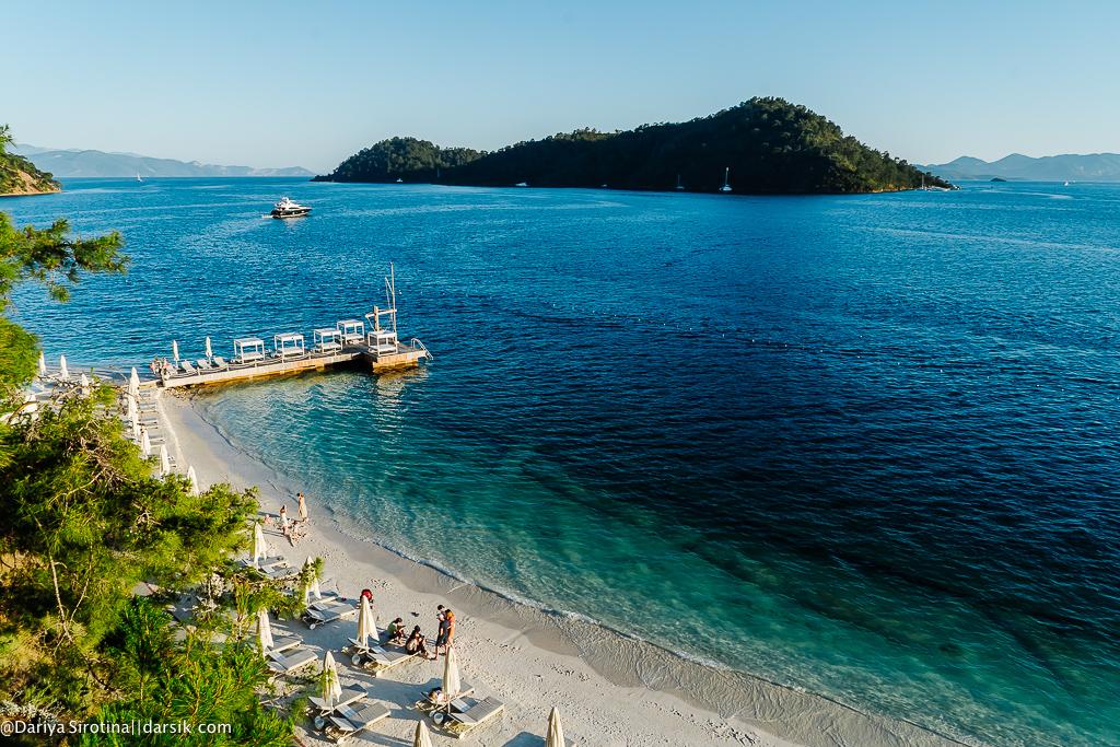 Другая Турция: отель D-Resort Göcek