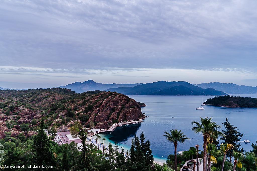 Другая Турция: отель D Maris Bay