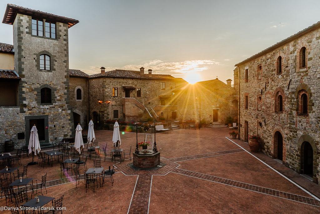 Отель Castel Monastero - Тоскана, о которой вы мечтали