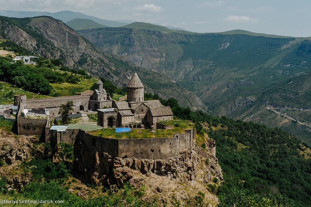 В первый раз в Армению: что посмотреть