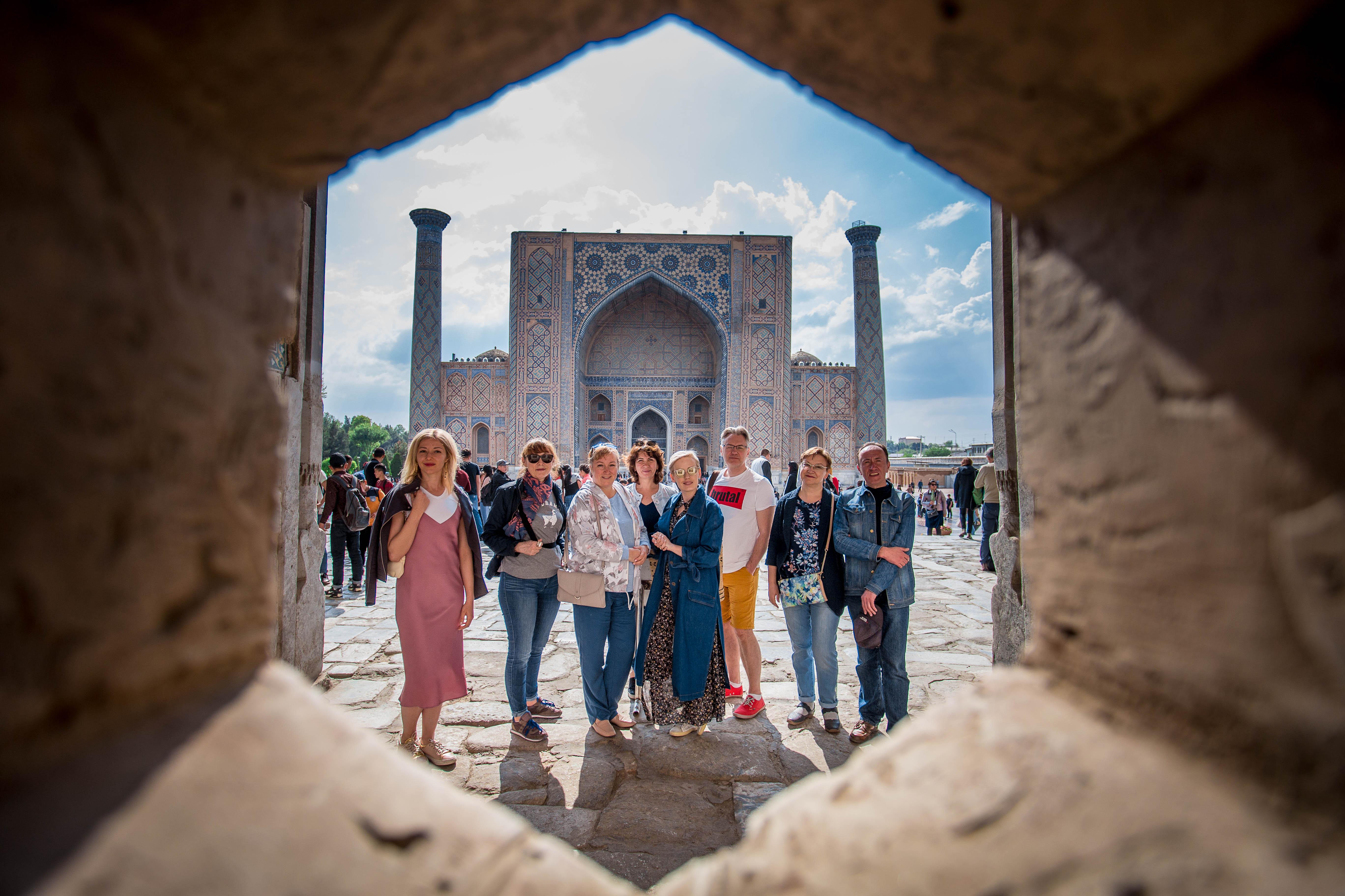 Мои туры в Узбекистан: мужской взгляд