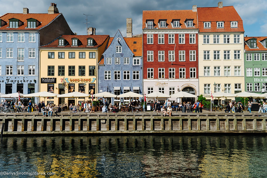 Копенгаген: что можно успеть за полдня