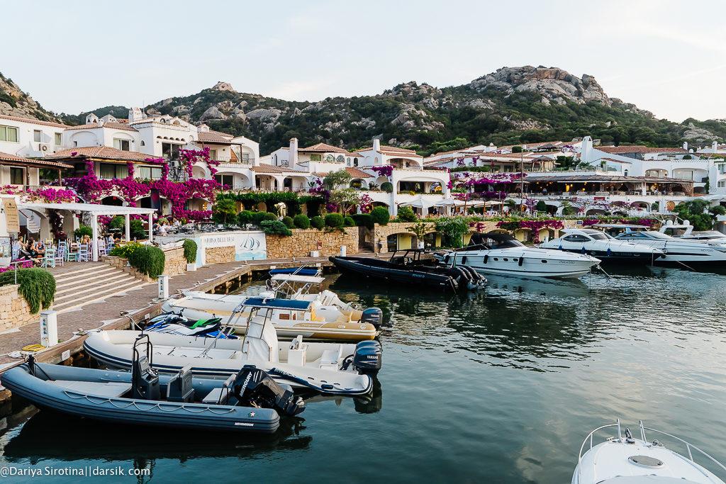 Каникулы на Сардинии: где была, что видела