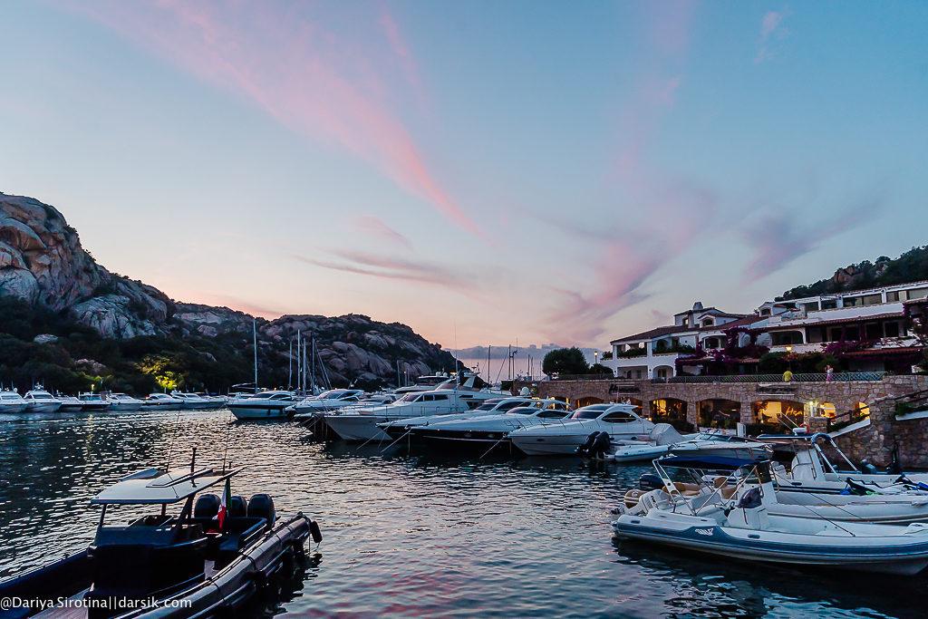 Коста Смеральда, Сардиния - мой путеводитель