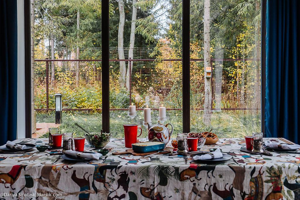Осенний бранч: несколько легких рецептов