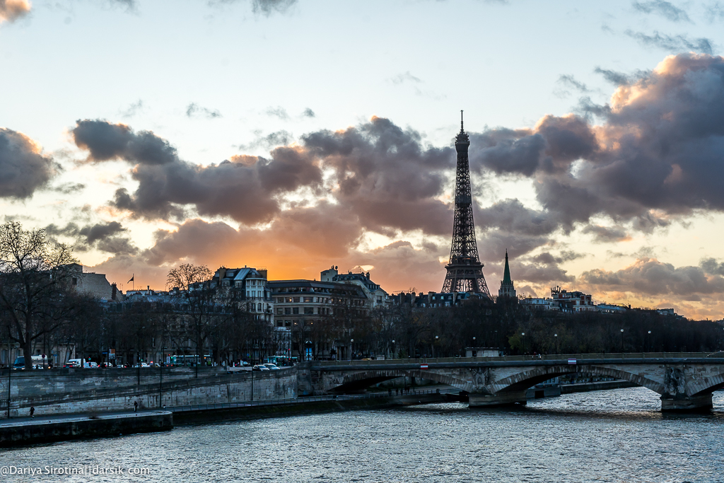 Невероятно красивый Париж
