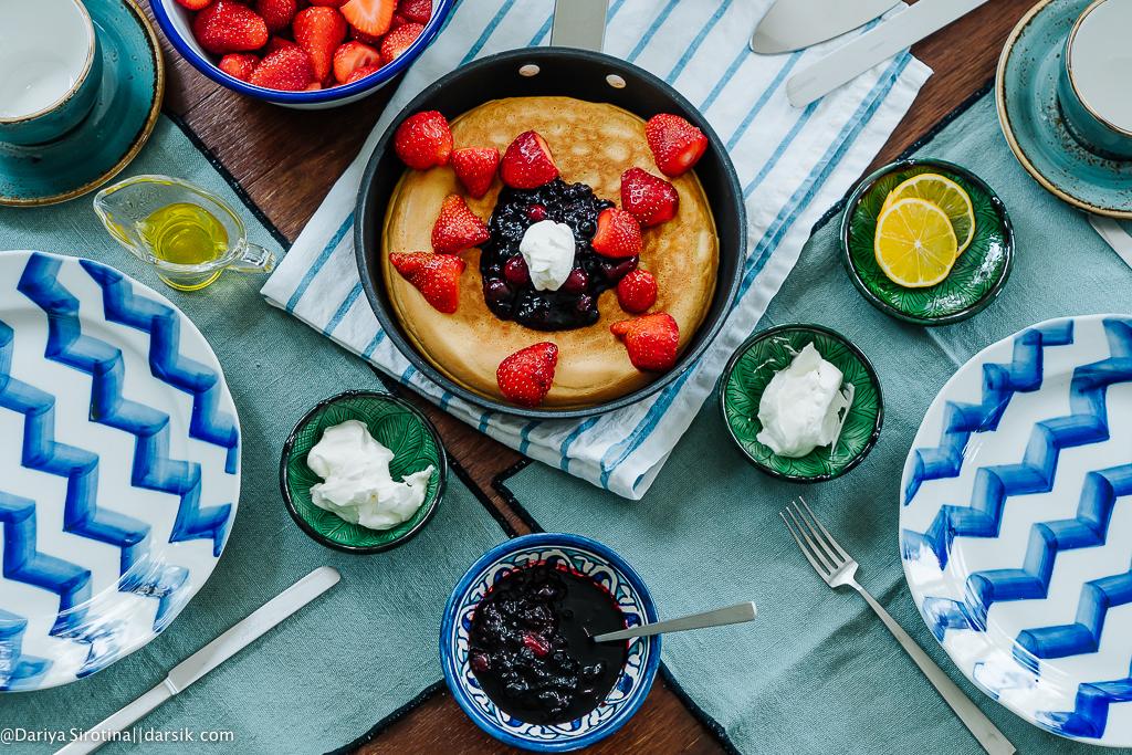 Омлет, каким вы его не знали. Два рецепта для идеального завтрака.