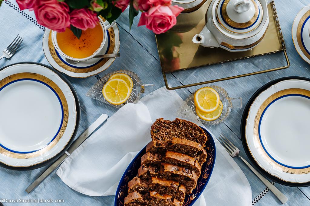 Чайный кекс со специями - как в Британии
