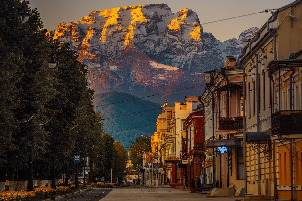 Куда поехать в России: Владикавказ