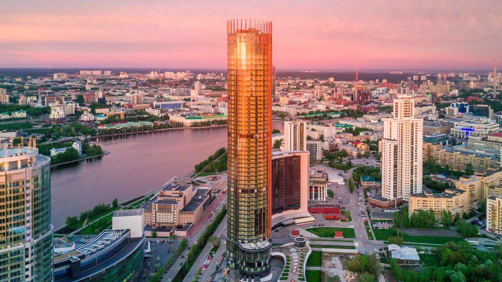 Куда поехать в России: Екатеринбург