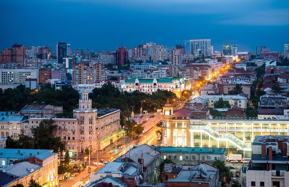 Куда поехать в России: Ростов-на-Дону