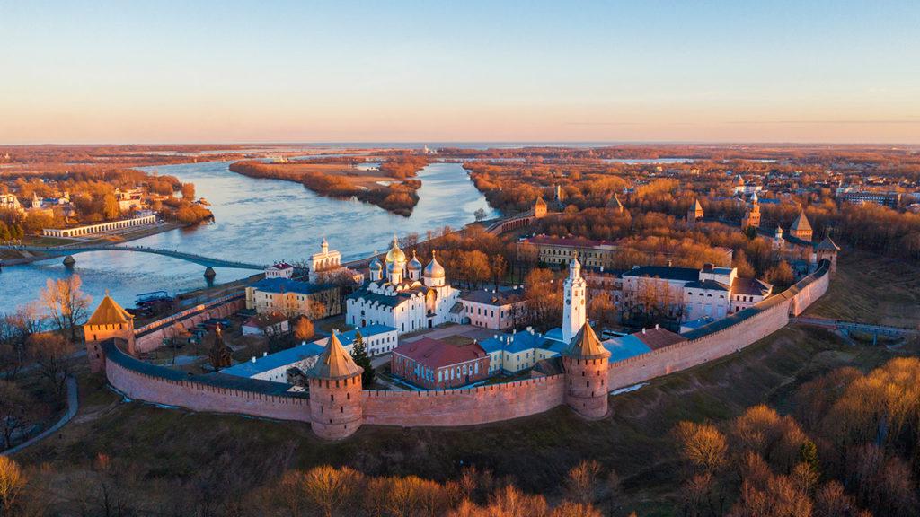 Куда поехать в России: Великий Новгород
