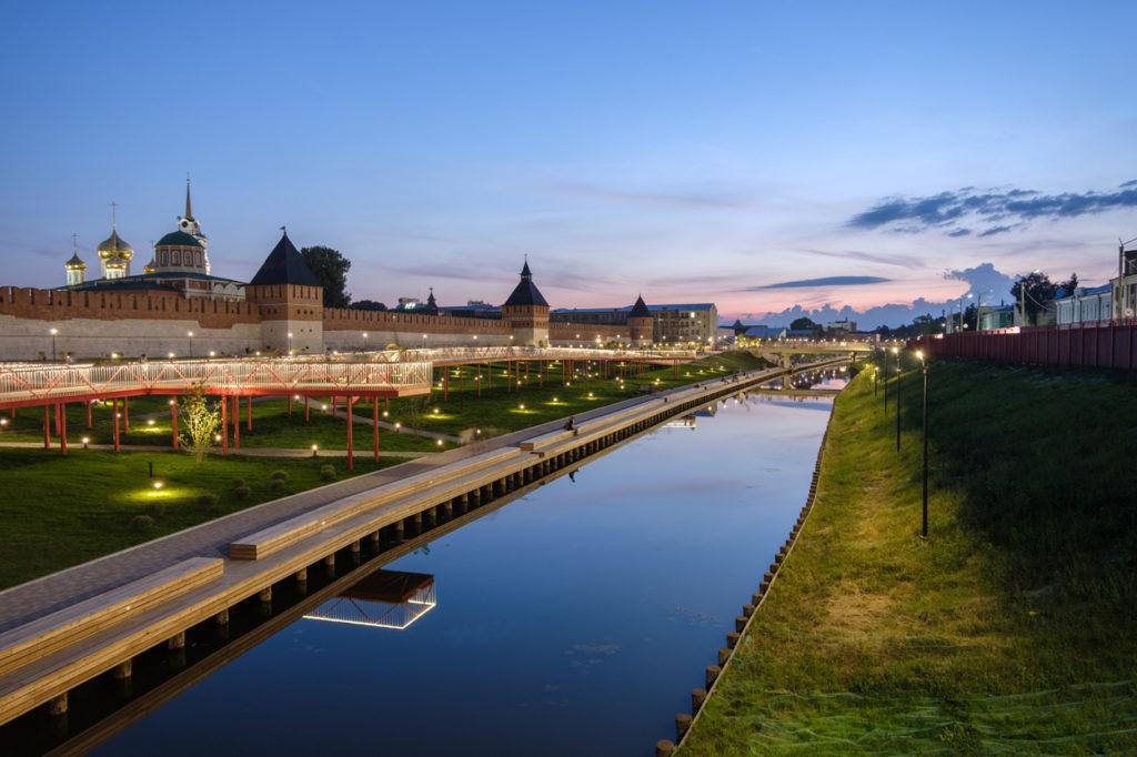 Куда поехать в России: Тула